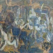 Teatro Olympico (Vicenza), Palazzo Corvaja (Taormina), Shaw Steet, ibex (diptych)